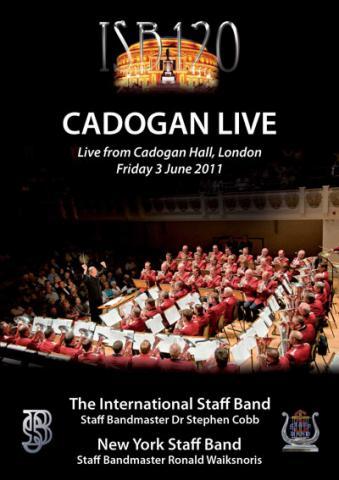 Cadogan Live DVD Cover