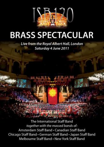 Brass Spectacular DVD Cover