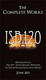 ISB120 - The Complete Works DVD Cover