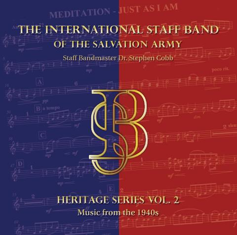 Heritage Series Volume 2 - 1940s CD Cover