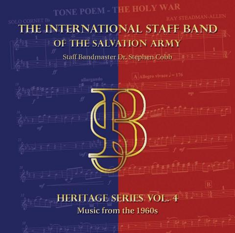 Heritage Series Volume 4 - 1960s CD Cover
