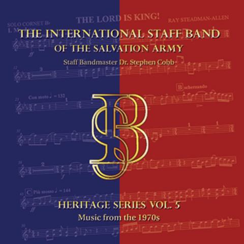 Heritage Series Volume 5 - 1970s CD Cover