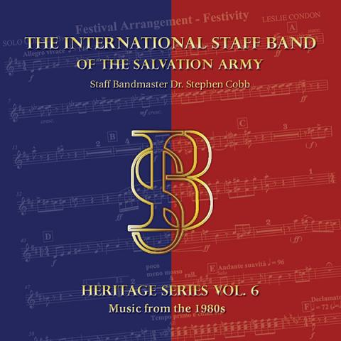 Heritage Series Volume 6 - 1980s CD Cover