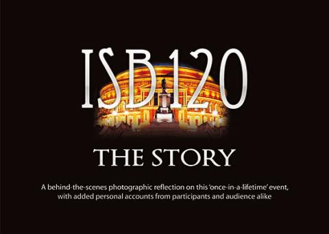 ISB 120 - The Story Cover