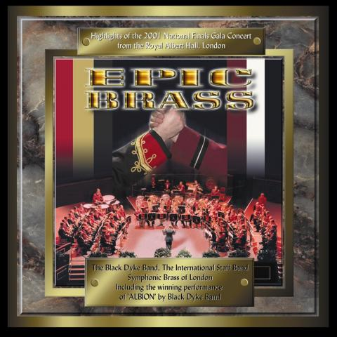 Epic Brass CD Cover