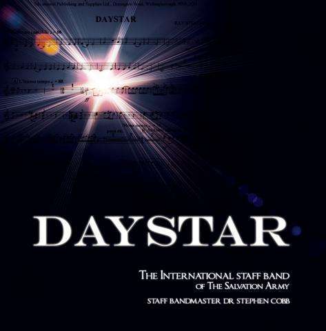 Daystar CD Cover