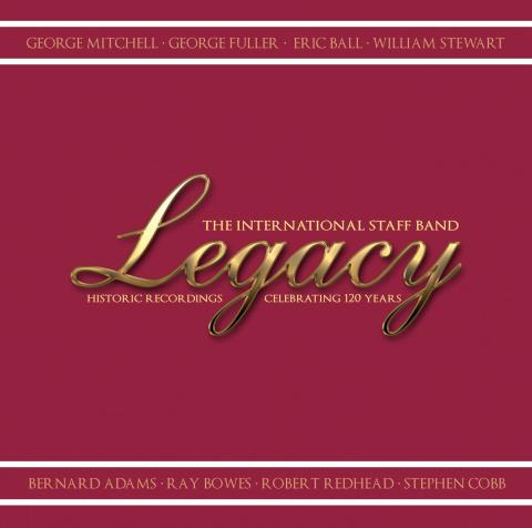 Legacy CD Cover