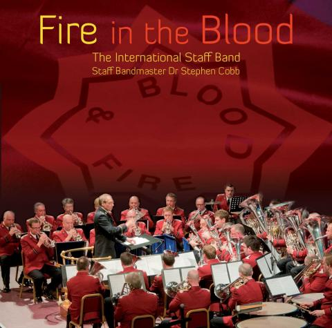 Fire in the Blood CD Cover
